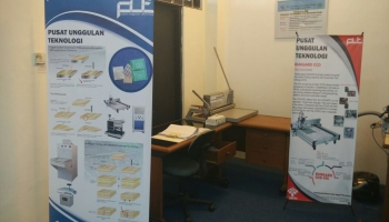 Inauguration of Multilayer Laboratory in Indonesia