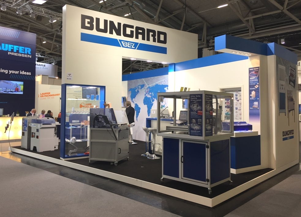 1 Productronica 2017  -  Bungard