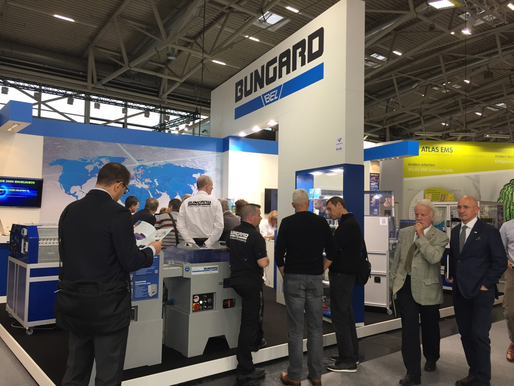 7 Productronica 2017  -  Bungard
